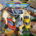 Micro Machines V3 Windows Other Jewel Case - Front