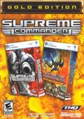 Supreme Commander (Gold Edition) Windows Other Keep Case - Front