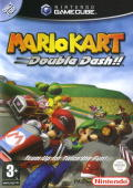 Mario Kart: Double Dash!! GameCube Other Keep Case - Front