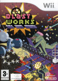 Blast Works: Build, Trade, Destroy Wii Front Cover