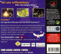 Grandia PlayStation Back Cover