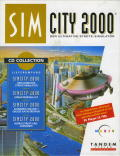 SimCity 2000: CD Collection Windows Front Cover