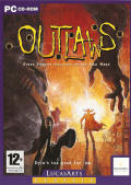 Outlaws Windows Front Cover