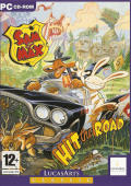 Sam & Max Hit the Road Windows Front Cover