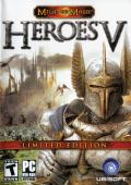 Might and Magic: Heroes V (Limited Edition) Windows Other Keep Case - Front
