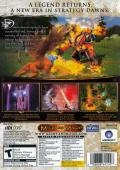 Might and Magic: Heroes V (Limited Edition) Windows Other Keep Case - Back