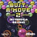 Bust-A-Move 2: Arcade Edition DOS Other Jewel Case - Front