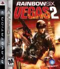 Tom Clancy's Rainbow Six: Vegas 2 PlayStation 3 Front Cover