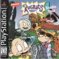 Rugrats: Studio Tour PlayStation Front Cover