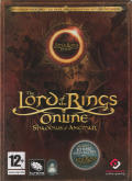 The Lord of the Rings Online: Shadows of Angmar (Pre-Order Version) Windows Front Cover