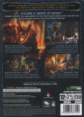 The Lord of the Rings Online: Mines of Moria Windows Back Cover