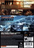 Fallout 3: Game Add-on Pack - The Pitt and Operation: Anchorage Xbox 360 Back Cover