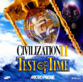 Civilization II: Test of Time Windows Other Jewel Case - Front