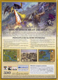 Heroes of Might and Magic IV Windows Other Keep Case - Back