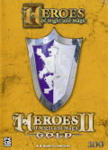 Heroes of Might and Magic IV Windows Other Keep Case with Bonus Games - Front