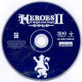Heroes of Might and Magic IV Windows Media Bonus Game 2 - Heroes of Might & Magic II Gold