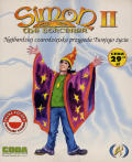 Simon the Sorcerer II: The Lion, the Wizard and the Wardrobe Windows Front Cover