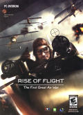 Rise of Flight: The First Great Air War Windows Front Cover