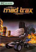 Mad Trax Windows Front Cover