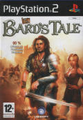 The Bard's Tale PlayStation 2 Front Cover