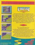 Empire Deluxe DOS Back Cover