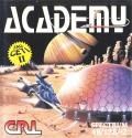 Space School Simulator: The Academy ZX Spectrum Front Cover