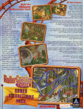 RollerCoaster Tycoon: Corkscrew Follies Windows Back Cover