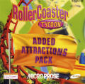 RollerCoaster Tycoon: Corkscrew Follies Windows Other Jewel Case - Front