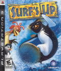 Surf's Up PlayStation 3 Front Cover