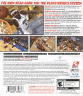 College Hoops NCAA 2K7 PlayStation 3 Back Cover