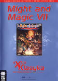 Might and Magic VII: For Blood and Honor Windows Front Cover