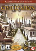 Sid Meier's Civilization IV: Game of the Year Edition Windows Other Keep Case - Front