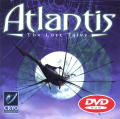 Atlantis: The Lost Tales Windows Other Jewel Case - Front