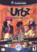 The Urbz: Sims in the City GameCube Front Cover
