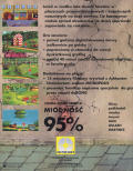 Teenagent DOS Back Cover