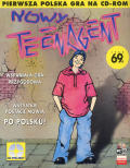 Teenagent DOS Front Cover
