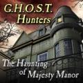 G.H.O.S.T. Hunters: The Haunting of Majesty Manor Macintosh Front Cover