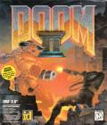 DOOM II DOS Front Cover
