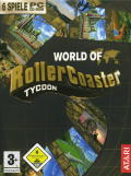 World of RollerCoaster Tycoon Windows Front Cover