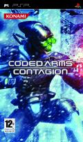 Coded Arms: Contagion PSP Front Cover