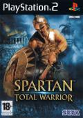 Spartan: Total Warrior PlayStation 2 Front Cover