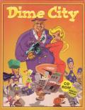 Dime City DOS Front Cover