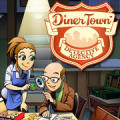 DinerTown Detective Agency Macintosh Front Cover