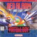 Red Alarm Virtual Boy Front Cover