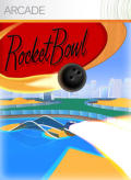 RocketBowl Xbox 360 Front Cover
