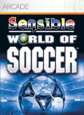 Sensible World of Soccer '96/'97 Xbox 360 Front Cover