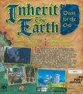 Inherit the Earth: Quest for the Orb DOS Back Cover