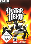 Guitar Hero: World Tour Windows Other Keep Case - Front