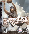 NBA Street Homecourt PlayStation 3 Front Cover