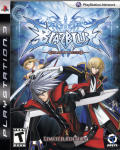 BlazBlue: Calamity Trigger (Limited Edition) PlayStation 3 Front Cover